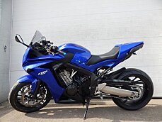 2014 Honda CBR650F for sale 200447884