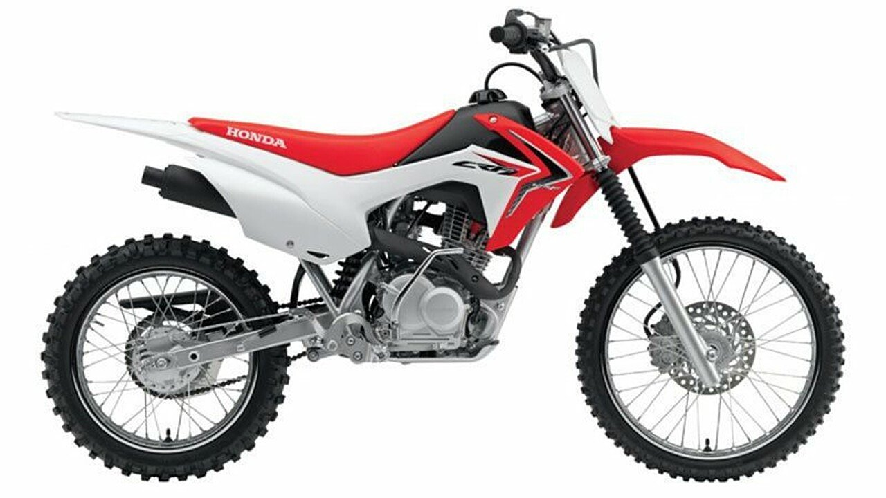 2014 Honda CRF125F for sale 200437042