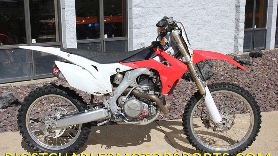 2014 Honda CRF450R for sale 200547773
