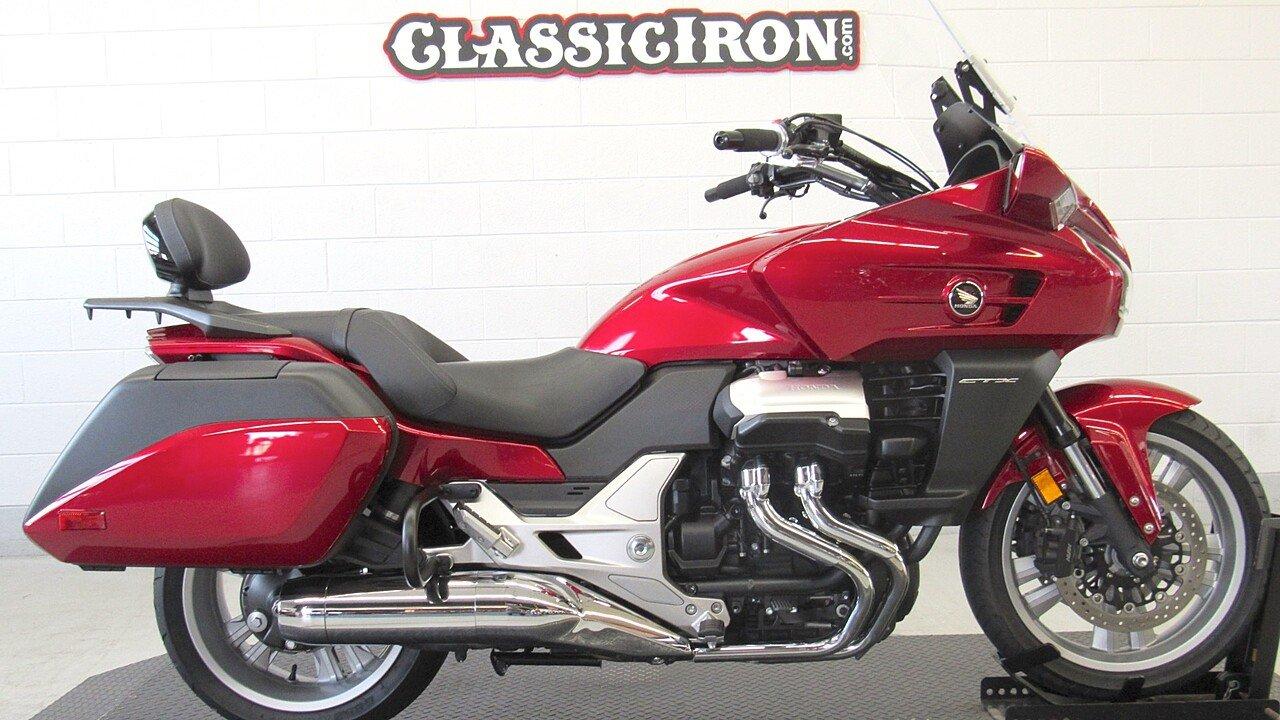 2014 Honda CTX1300 for sale 200593271