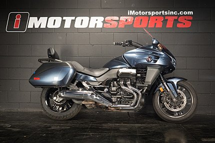 2014 Honda CTX1300 for sale 200550021