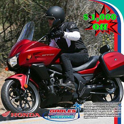 2014 Honda CTX700 for sale 200339679