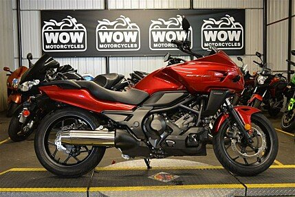 2014 Honda CTX700 for sale 200520527