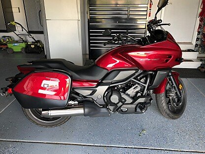 2014 Honda CTX700 for sale 200617901