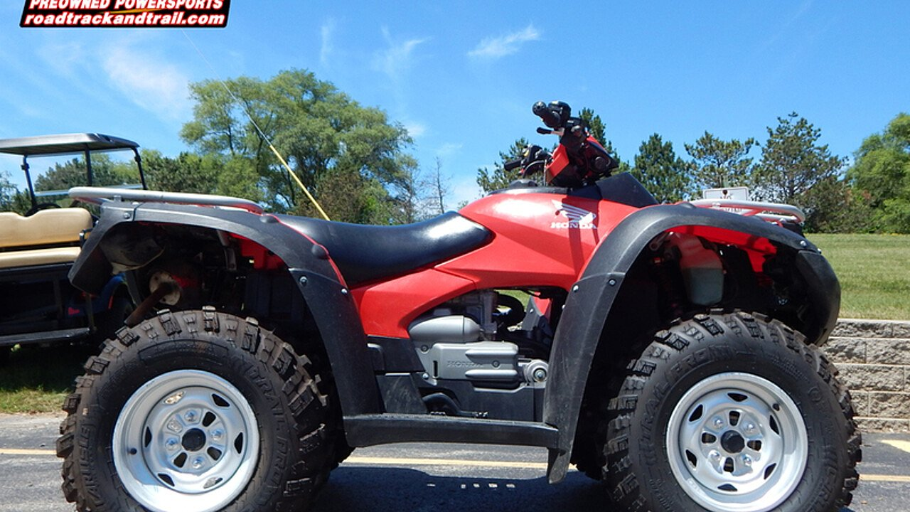 2014 Honda FourTrax Rincon for sale 200559995
