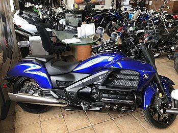2014 Honda Gold Wing for sale 200550374