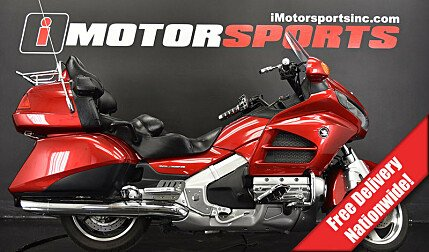 2014 Honda Gold Wing for sale 200618000