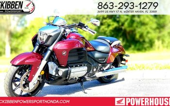 2014 Honda Gold Wing for sale 200634474