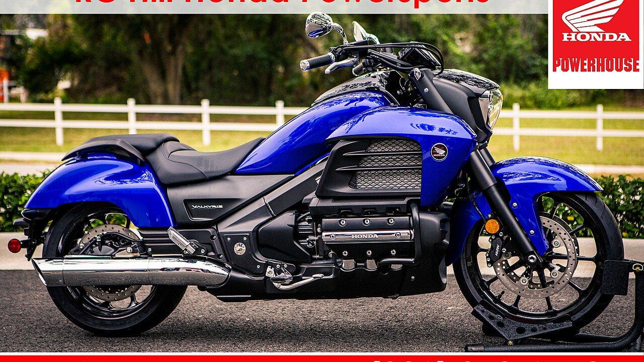 2014 Honda Valkyrie for sale 200609675
