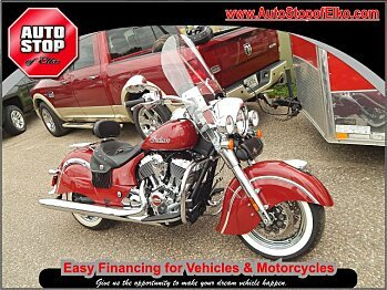 2014 Indian Chief for sale 200488421
