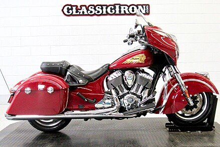 2014 Indian Chieftain for sale 200633969