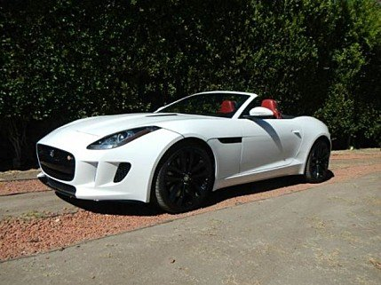 2014 Jaguar F-TYPE Convertible for sale 100848831