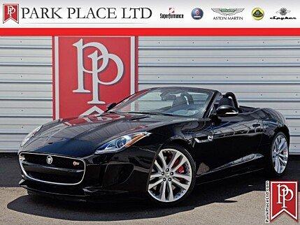 2014 Jaguar F-TYPE V8 S Convertible for sale 100869468