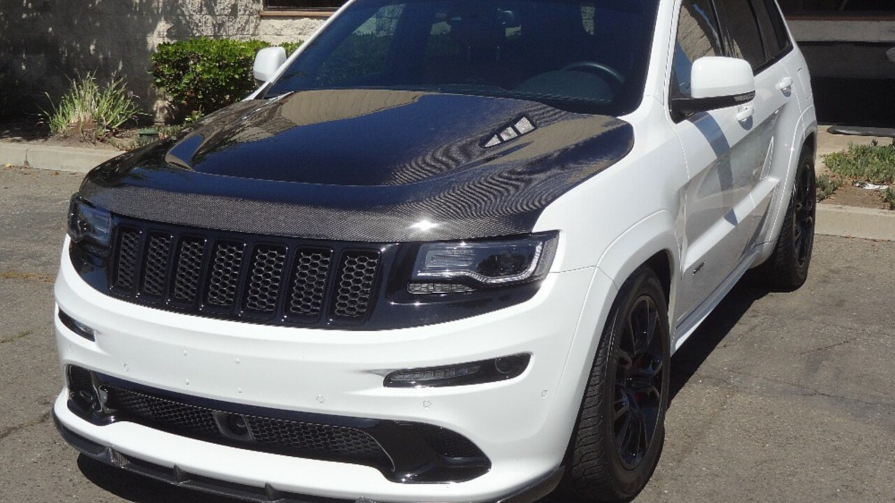 2014 Jeep Grand Cherokee 4WD SRT8 for sale 100777908