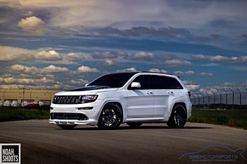 2014 Jeep Grand Cherokee 4WD SRT8 for sale 101008280
