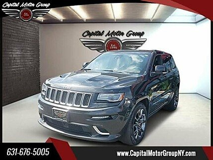 2014 Jeep Grand Cherokee 4WD SRT8 for sale 100998926