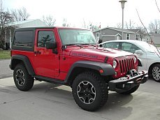 2014 Jeep Wrangler 4WD Rubicon for sale 100756435