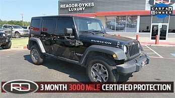 2014 Jeep Wrangler 4WD Unlimited Rubicon for sale 100864723