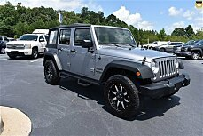 2014 Jeep Wrangler 4WD Unlimited Sport for sale 100775365