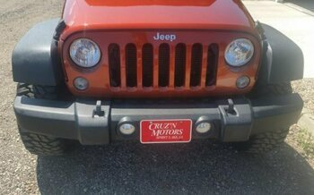 2014 Jeep Wrangler 4WD Unlimited Rubicon for sale 100891990