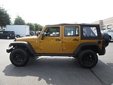 2014 Jeep Wrangler 4WD Unlimited Sport for sale 100903551
