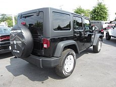 2014 Jeep Wrangler 4WD Unlimited Sport for sale 100906627