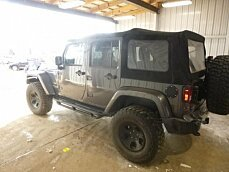 2014 Jeep Wrangler 4WD Unlimited Sahara for sale 100943380