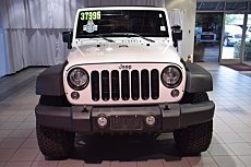 2014 Jeep Wrangler 4WD Unlimited Rubicon for sale 100943986