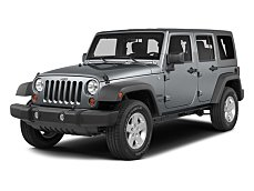 2014 Jeep Wrangler 4WD Unlimited Sahara for sale 100946365