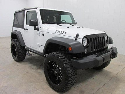 2014 Jeep Wrangler 4WD Sport for sale 100956800