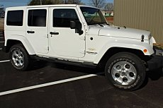 2014 Jeep Wrangler 4WD Unlimited Sahara for sale 100967987