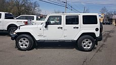 2014 Jeep Wrangler 4WD Unlimited Sahara for sale 100972953
