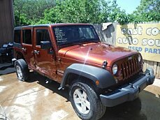 2014 Jeep Wrangler 4WD Unlimited Sport for sale 100972970