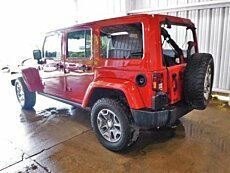 2014 Jeep Wrangler 4WD Unlimited Rubicon for sale 100973045