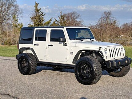 2014 Jeep Wrangler 4WD Unlimited Sport for sale 100977675