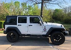 2014 Jeep Wrangler for sale 100990080