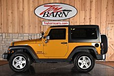 2014 Jeep Wrangler 4WD Sport for sale 100990324