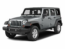 2014 Jeep Wrangler 4WD Unlimited Sahara for sale 101002980