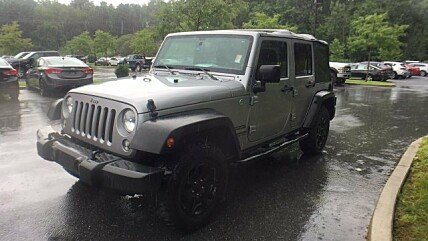 2014 Jeep Wrangler 4WD Unlimited Sport for sale 101009481