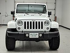 2014 Jeep Wrangler 4WD Unlimited Rubicon for sale 101042654