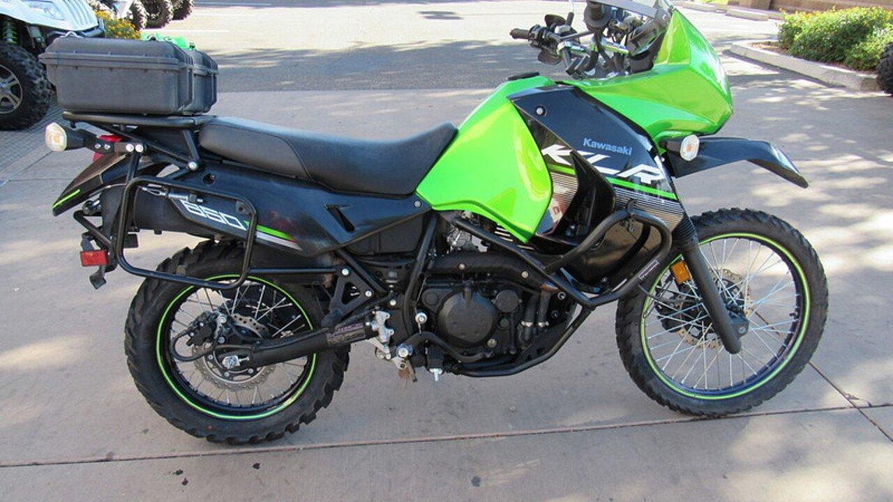 2014 Kawasaki KLR650 for sale 200503056