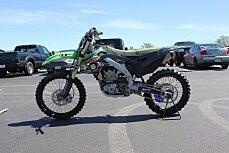 2014 Kawasaki KX450F for sale 200445646