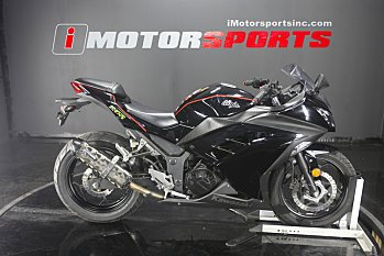 2014 Kawasaki Ninja 300 for sale 200602258