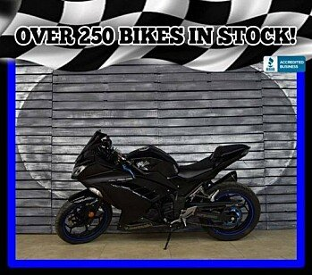 2014 Kawasaki Ninja 300 for sale 200614734