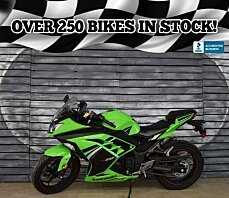 2014 Kawasaki Ninja 300 for sale 200449705