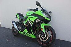 2014 Kawasaki Ninja 300 for sale 200472969