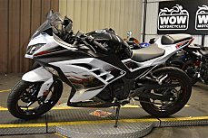 2014 Kawasaki Ninja 300 for sale 200516624