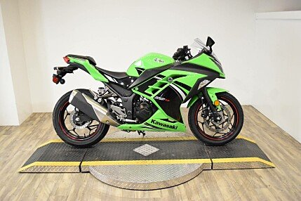 2014 Kawasaki Ninja 300 for sale 200544095