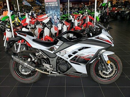 2014 Kawasaki Ninja 300 for sale 200546846