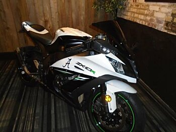 2014 Kawasaki Ninja ZX-10R for sale 200583420